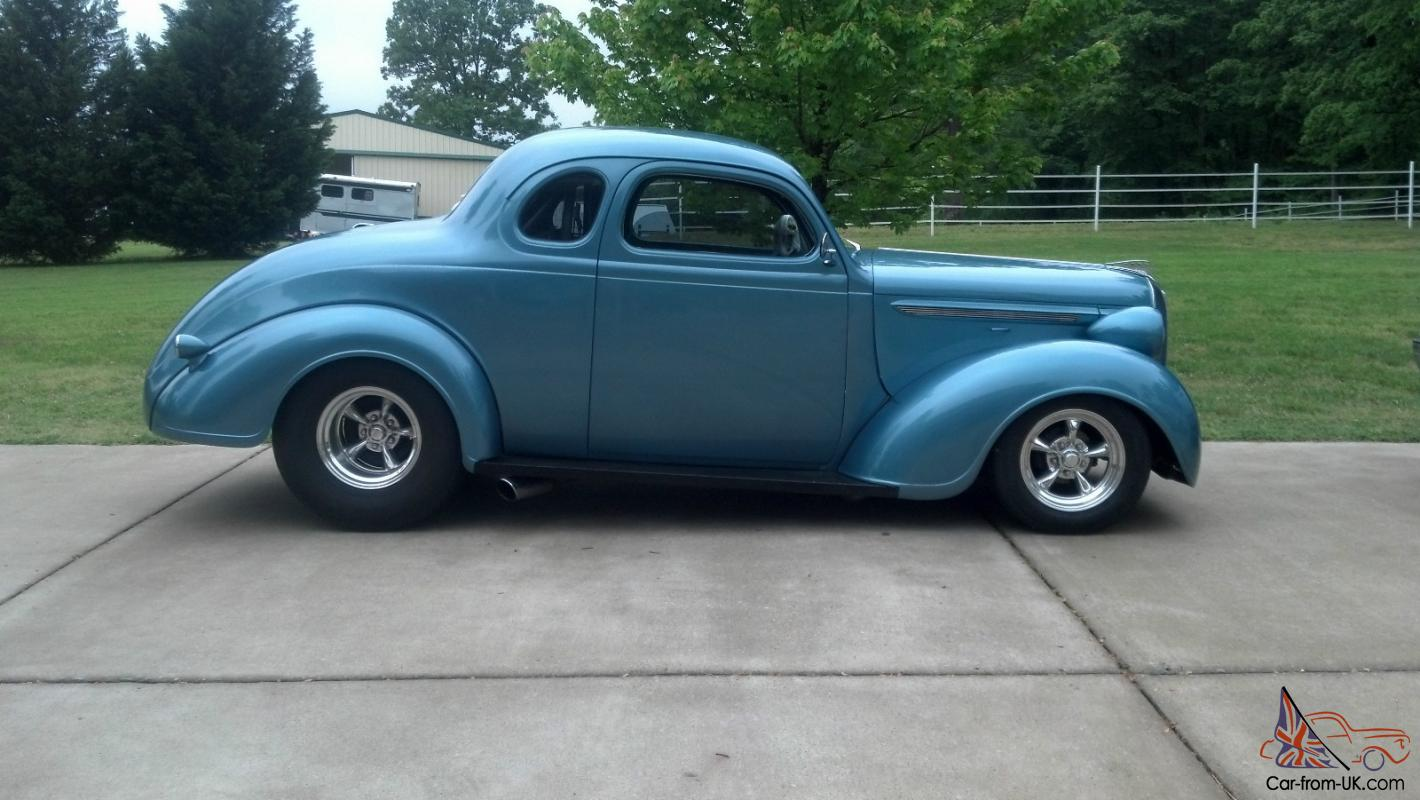 1938 Plymouth Business Coupe Hot Rod Street Ready To Cruise 1951 Ferrari Wiring Harness
