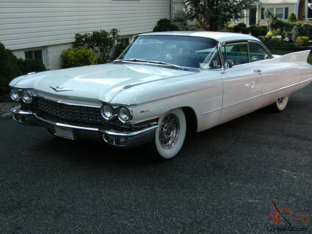 1960 Cadillac Coupe Deville For Sale: 1960 CADILLAC COUPE, SERIES 62