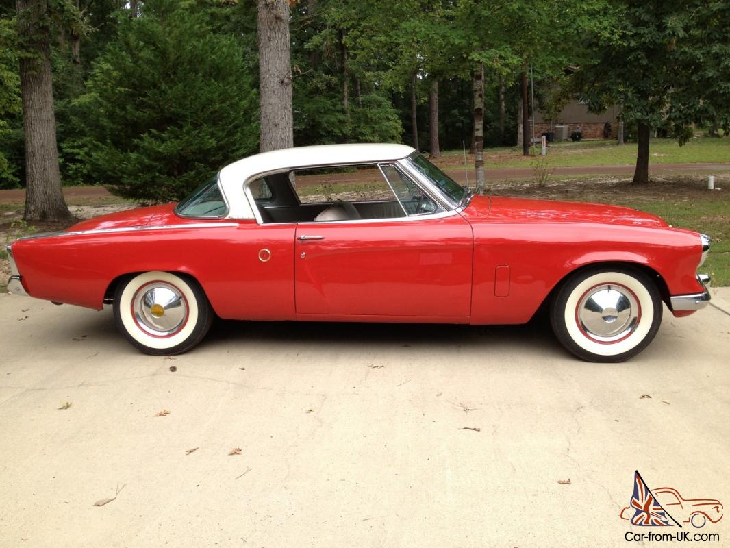 Starlight starliner v8 1953 studebaker commander car for - 1953 studebaker champion starlight coupe ...