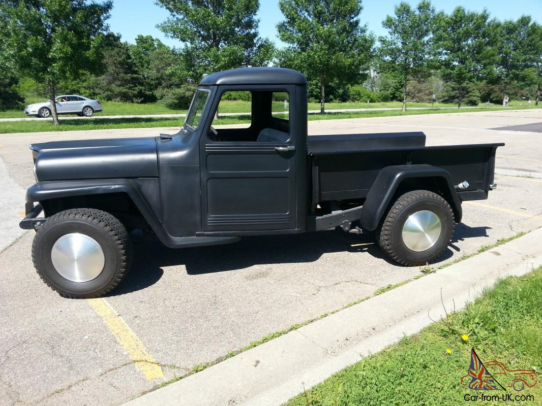 1963 willys jeep pickup truck rh car from uk com