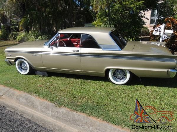 1963 Ford Fairlane 500 2 Door Hardtop In Mackay QLD