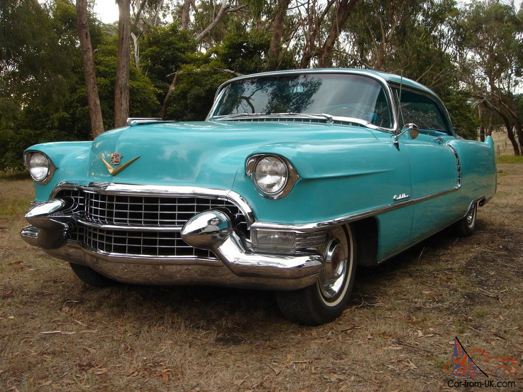 1955 Cadillac Coupe Deville 45 000 Miles From New All