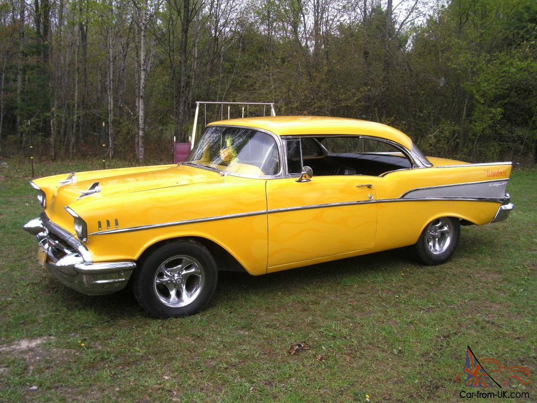 1957 chevy bel air sports coupe. Black Bedroom Furniture Sets. Home Design Ideas
