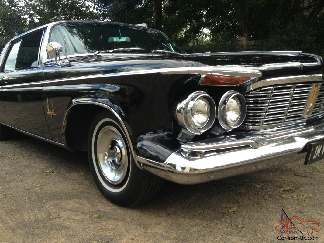1963 chrysler imperial coupe southampton two door Southampton motor cars