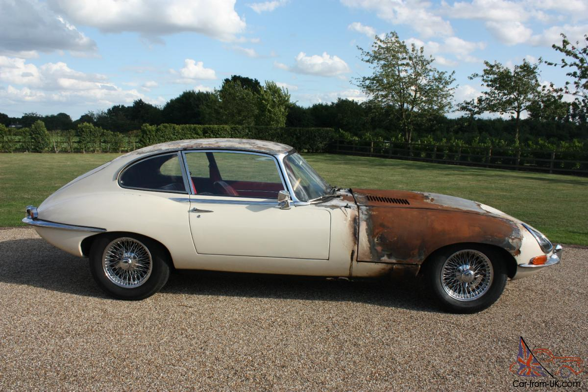 1966 jaguar e type series 1 original right hand drive only. Black Bedroom Furniture Sets. Home Design Ideas
