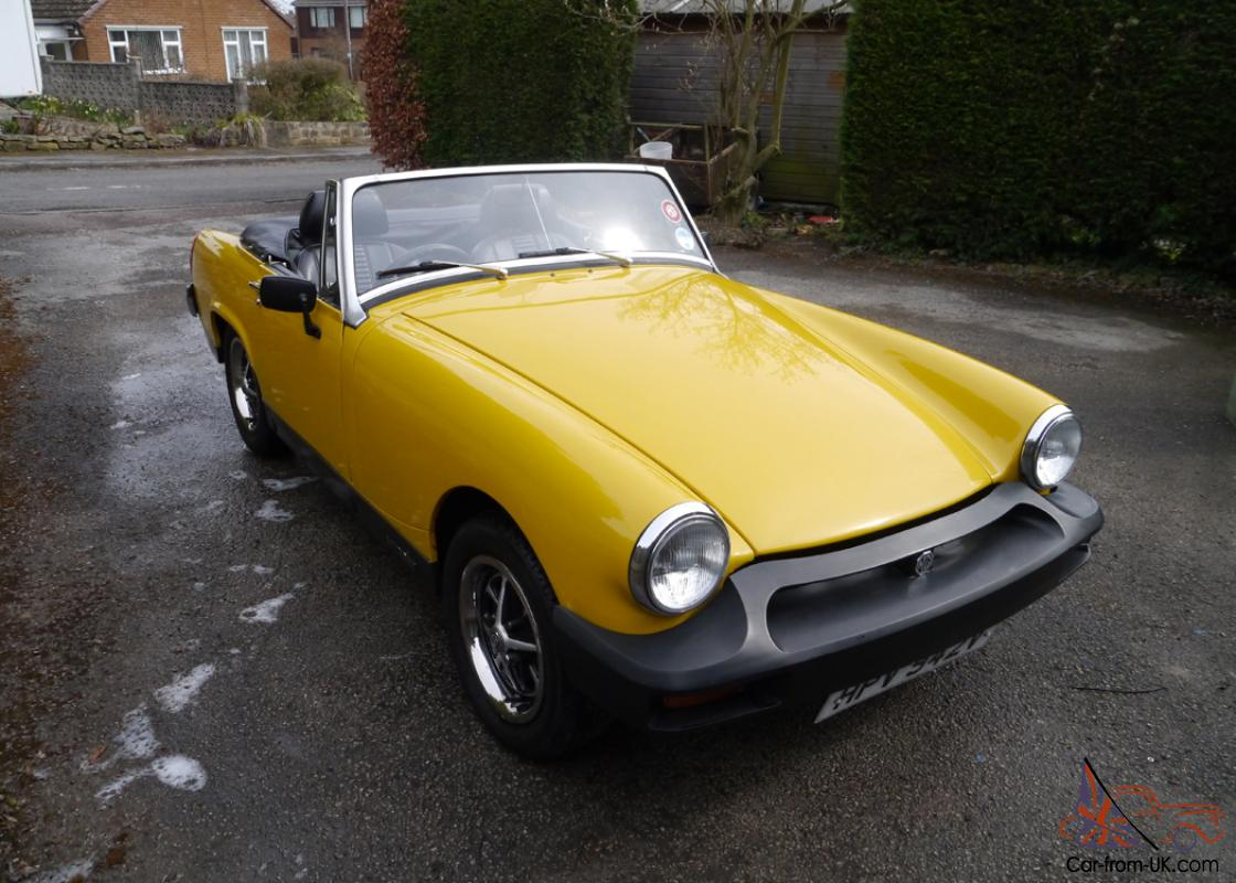 1979 mg midget transmission help