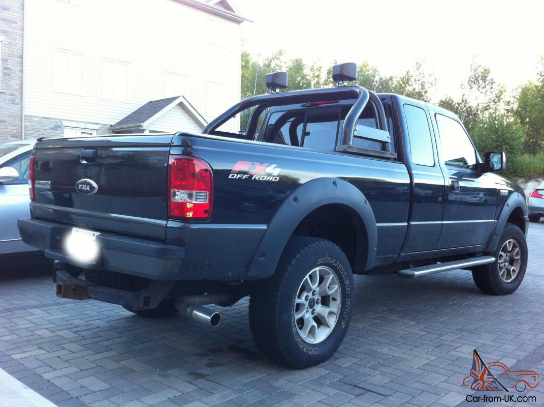 ford ranger fx4. Black Bedroom Furniture Sets. Home Design Ideas