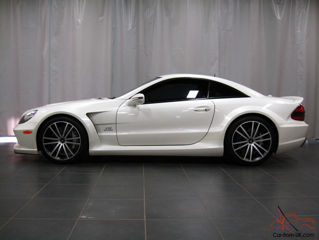Mercedes benz sl class sl65 amg black series for Mercedes benz sl65 amg black series for sale