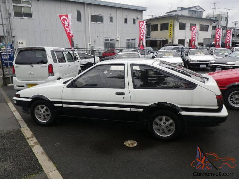sale for levin trueno and toyota sprinter gt apex