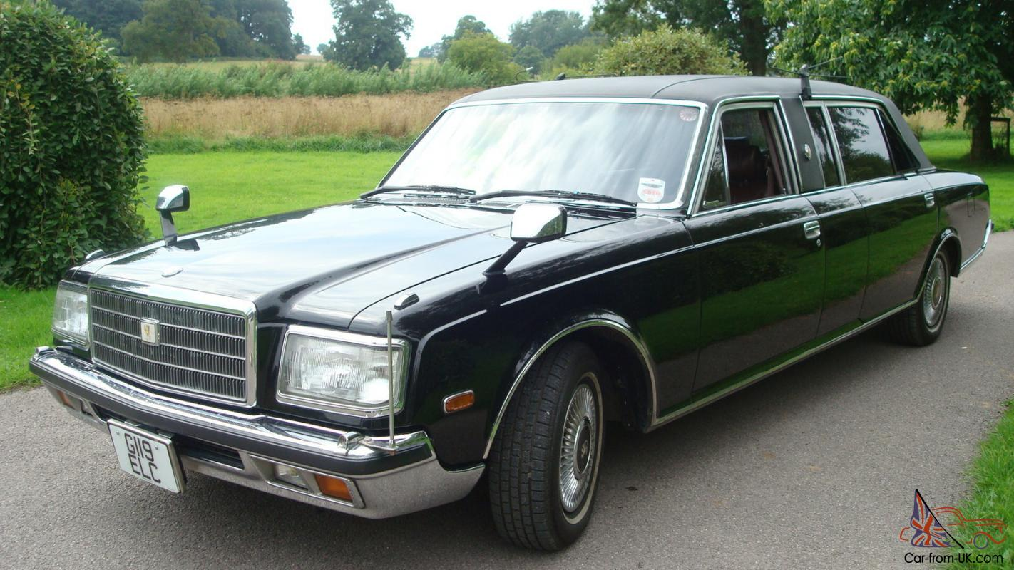1990 Toyota Century Related Infomation Specifications
