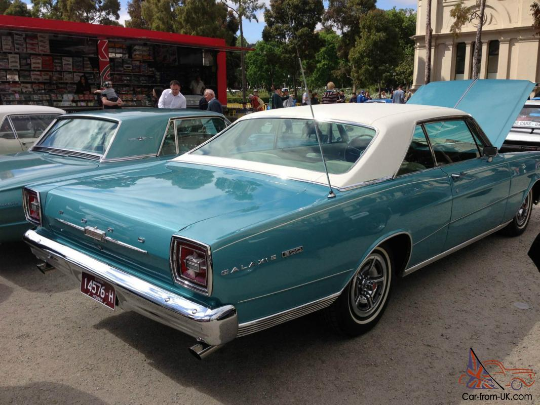1966 ford galaxie 7litre 428 big block. Cars Review. Best American Auto & Cars Review