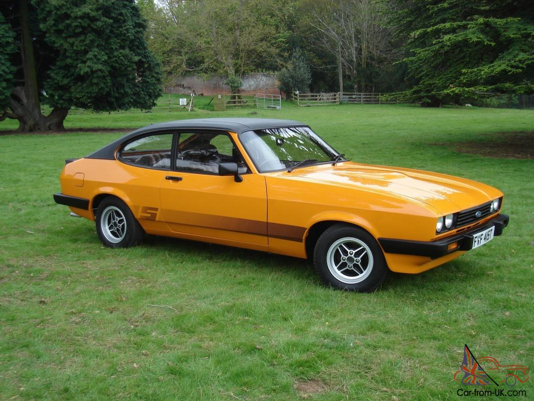ford capri 3 litre s for sale. Black Bedroom Furniture Sets. Home Design Ideas