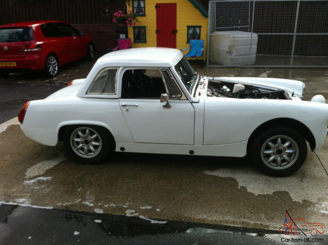 Speaking, opinion, mg midget rally car