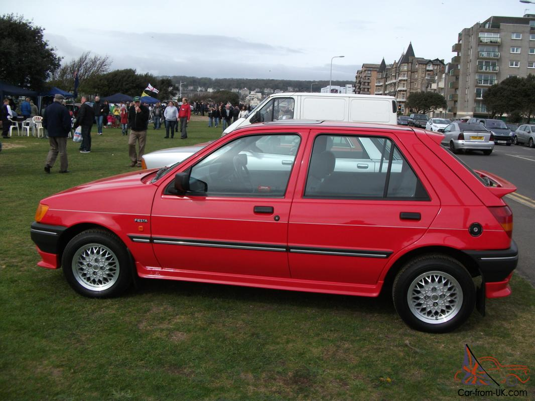1990 Ford Fiesta Time Warp Condition Check Out The