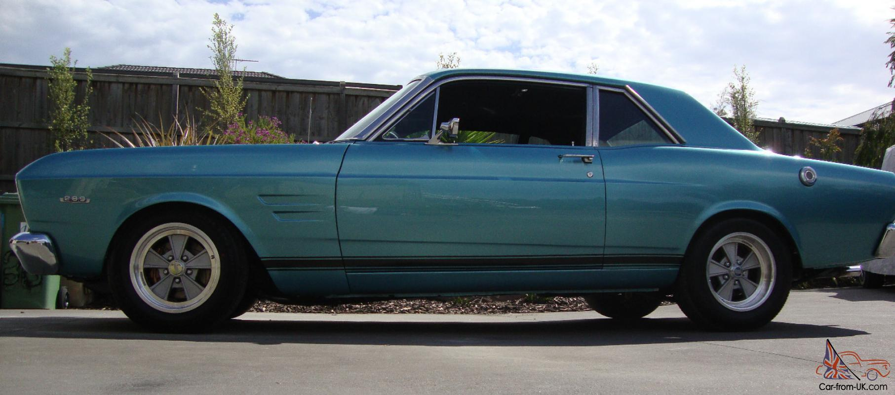 Ford Falcon US 2 Door Sports Coupe 1967 Muscle CAR NOT Mustang OR GT ...