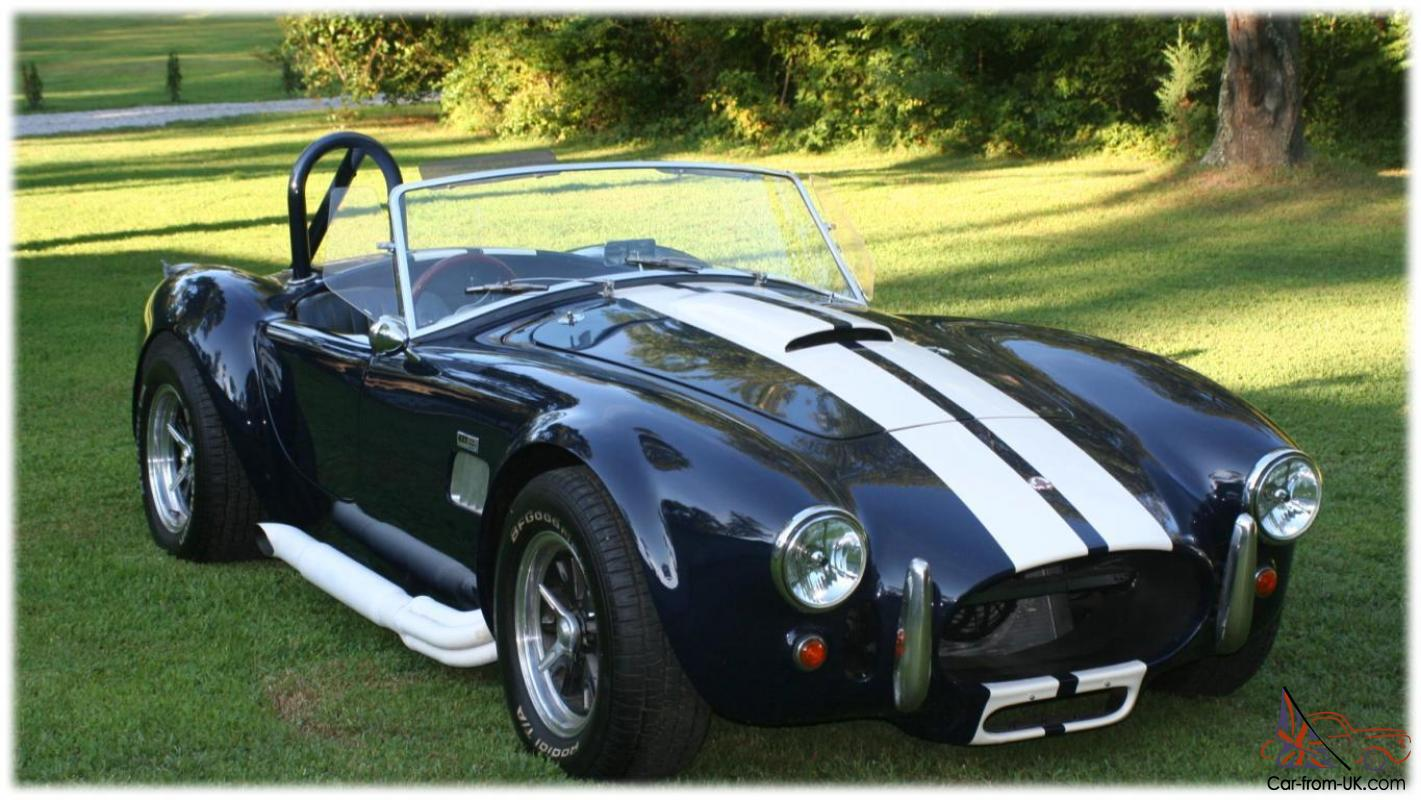 Shelby ac cobra right hand drive photo
