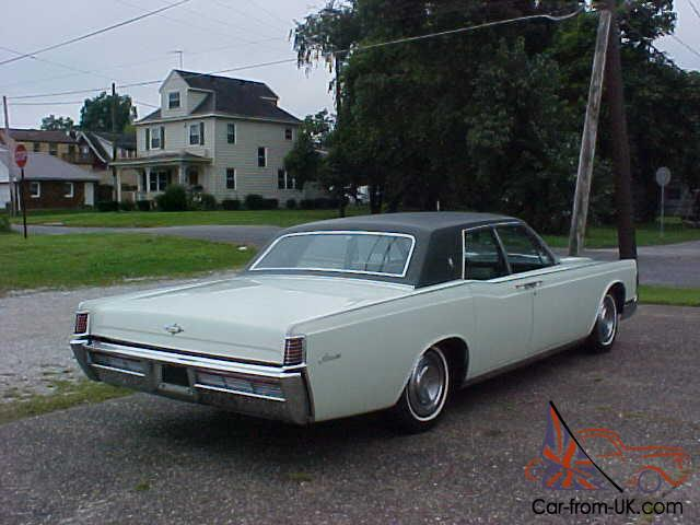1968 lincoln continental suside 4 door 11384 actual miles. Black Bedroom Furniture Sets. Home Design Ideas