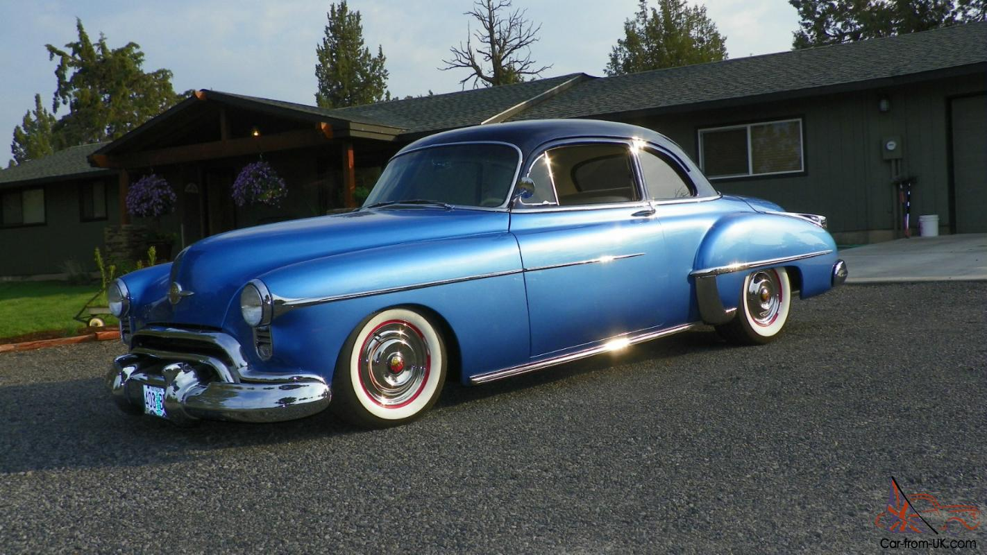 1950 Oldsmobile Olds Coupe Custom All Olds One Of The Best