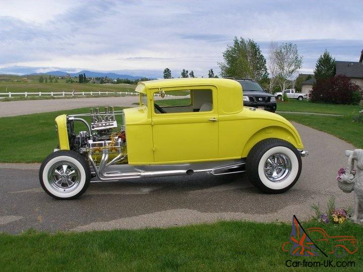 1931 plymouth hotrod coupe street rod for 1931 plymouth 3 window coupe