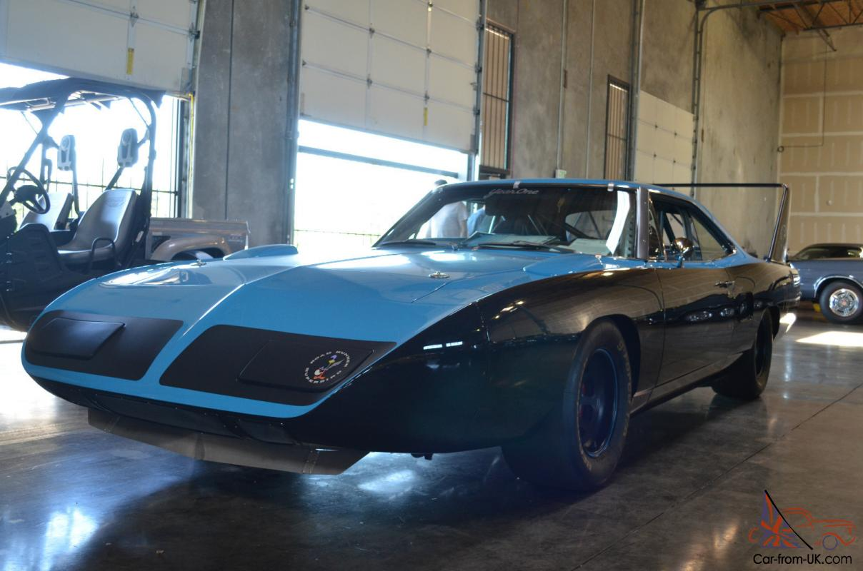1970 PLYMOUTH SUPERBIRD CUSTOM TRIBUTE NASCAR APPROVED ...