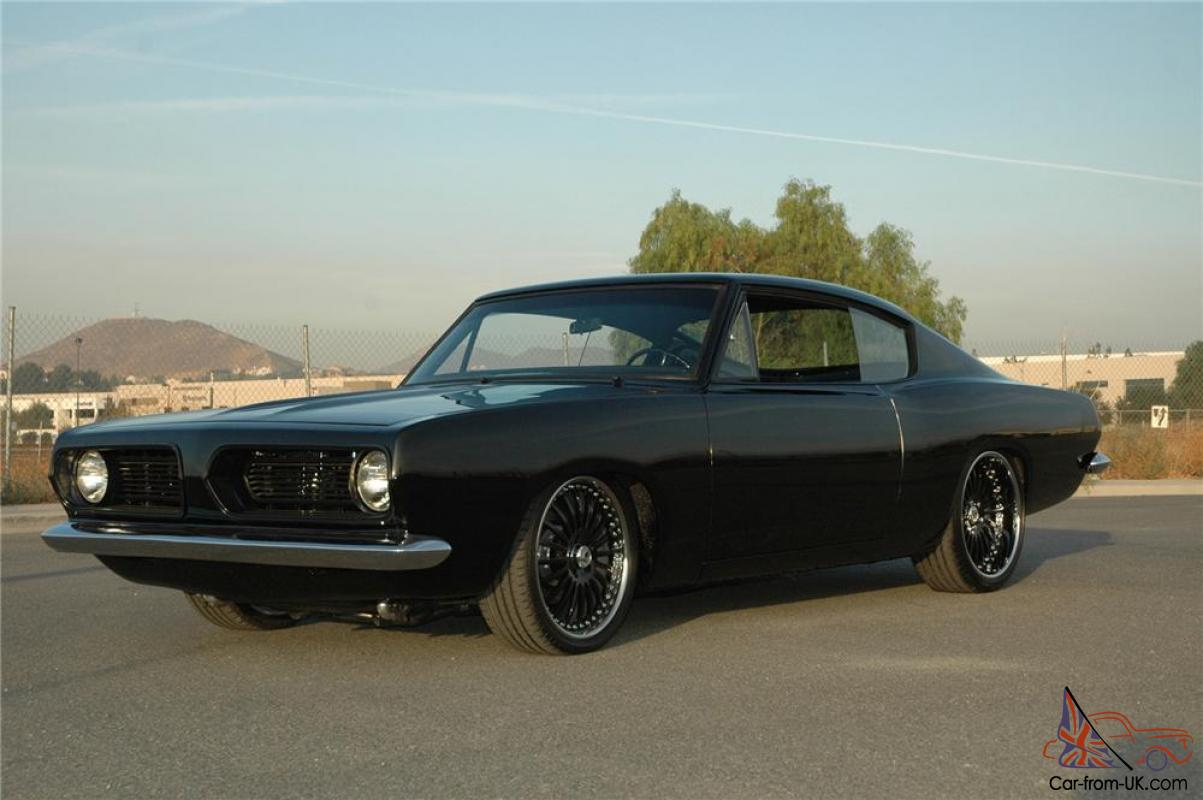 1967 plymouth barracuda west coast customs coupe. Black Bedroom Furniture Sets. Home Design Ideas
