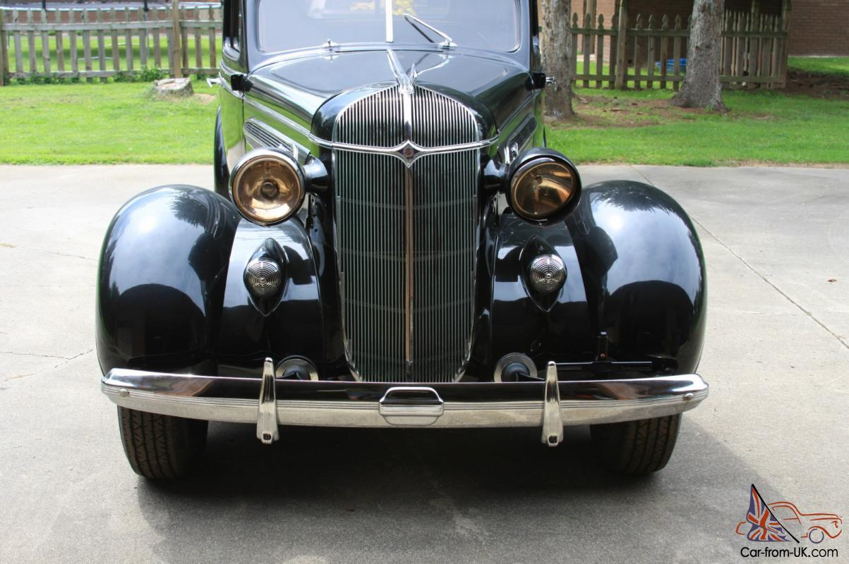 Antique Cars, Classic Cars, Collector Cars, 1936 Chrysler, 36 ...
