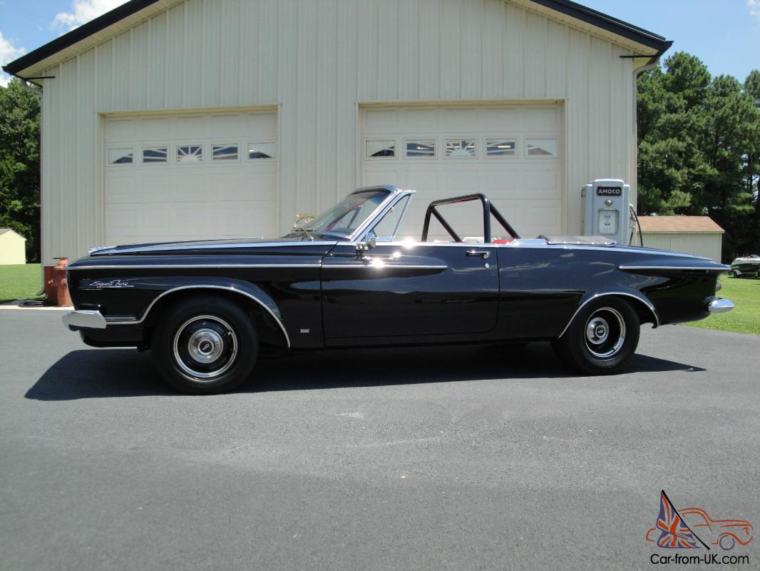 1962 plymouth sport fury convertible hemi will never. Black Bedroom Furniture Sets. Home Design Ideas