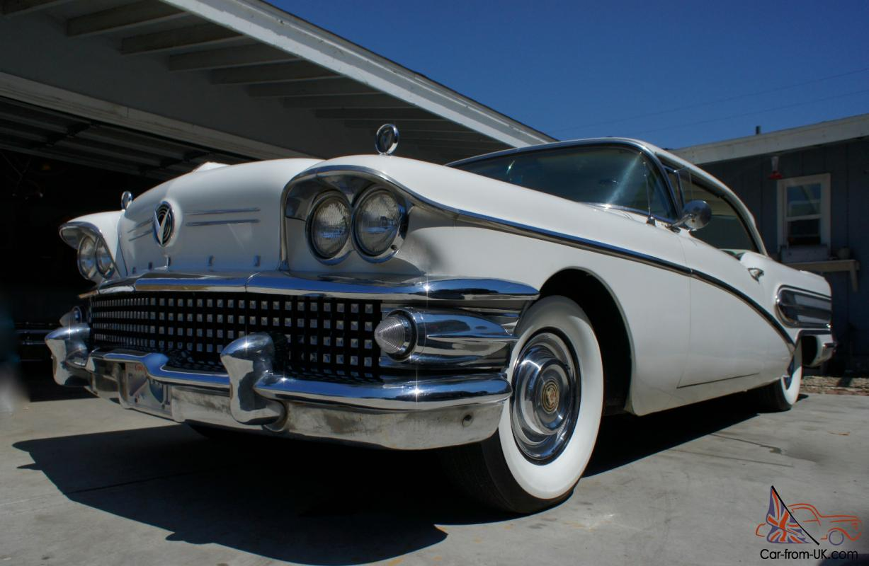 Buick Special Door Hardtop Chevy Ford Cadillac Olds Impala - Buick ford