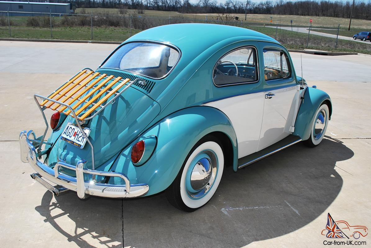 Beautiful California Beetle Classic