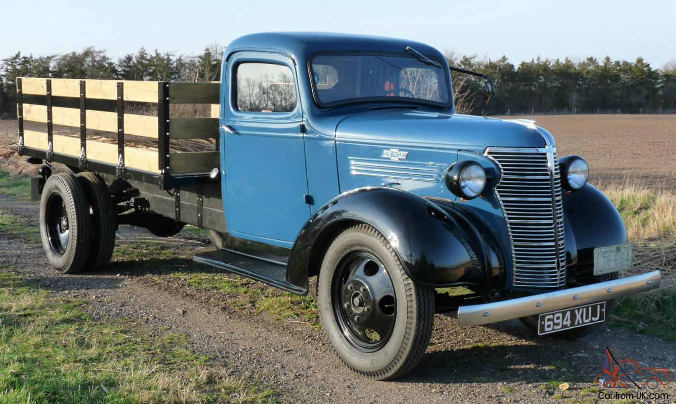 1938 Chevy Stakebed Truck for sale