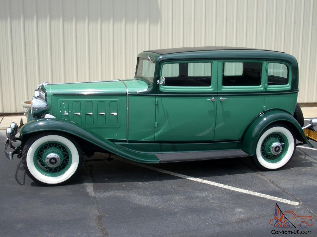 1932 nash 4 door model 1070 staight 8 for 1927 nash 4 door sedan