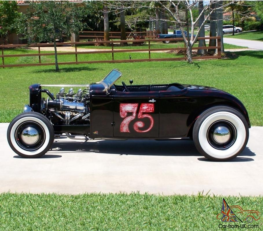 1932 Ford Roadster Low Boy Automatic