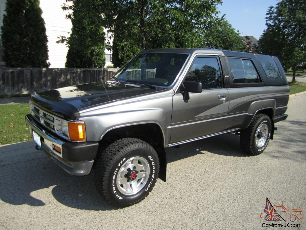1989 4runner sale toyota. Black Bedroom Furniture Sets. Home Design Ideas