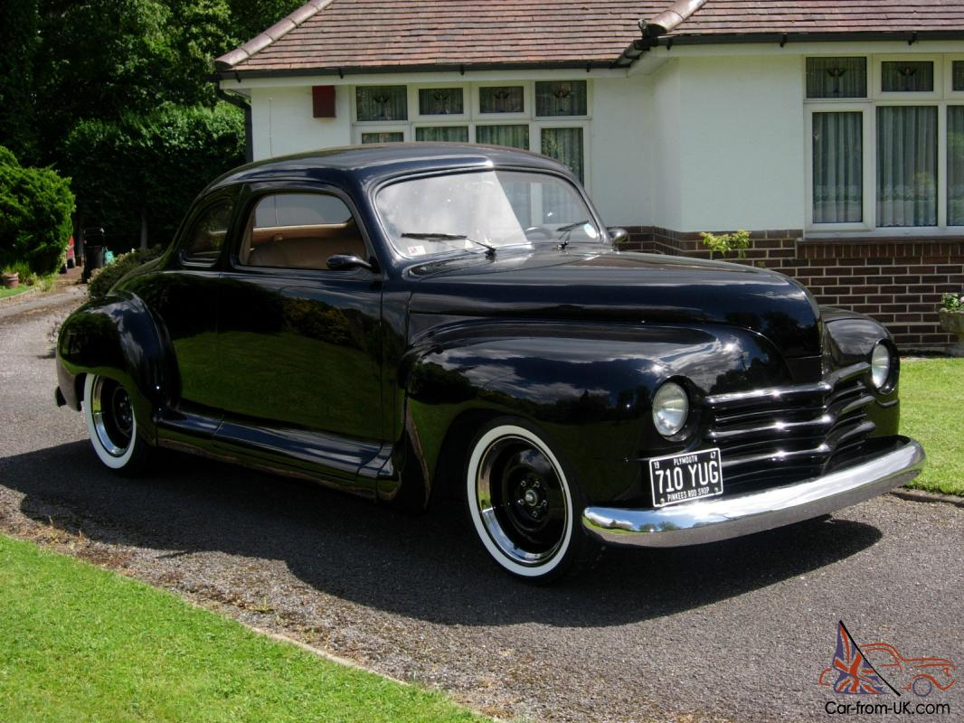 1947 plymouth business coupe for 1947 plymouth 2 door coupe