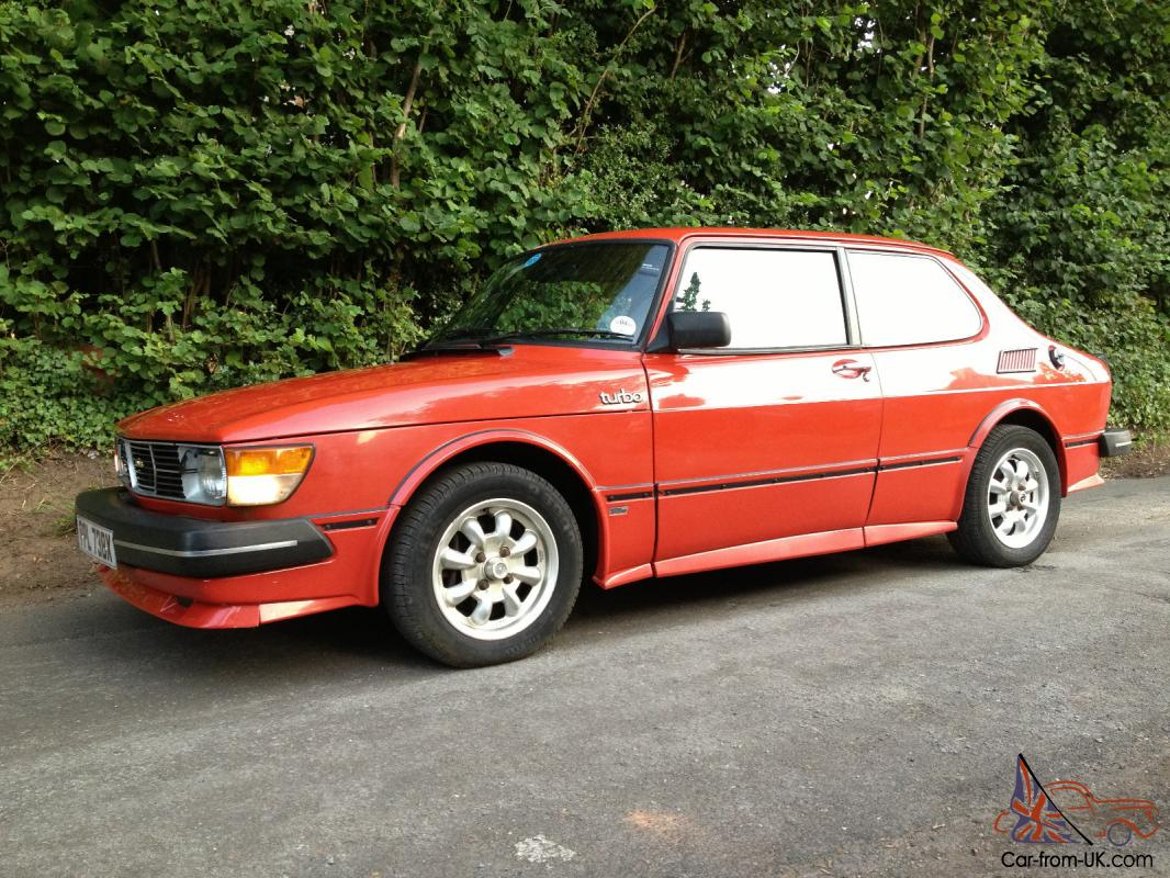 saab 99 2dr red turbo with airflow bodykit smooth. Black Bedroom Furniture Sets. Home Design Ideas