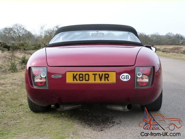 tvr griffith 400 for sale 1966 tvr griffith 400 for sale in haslemere surrey get surrey. Black Bedroom Furniture Sets. Home Design Ideas