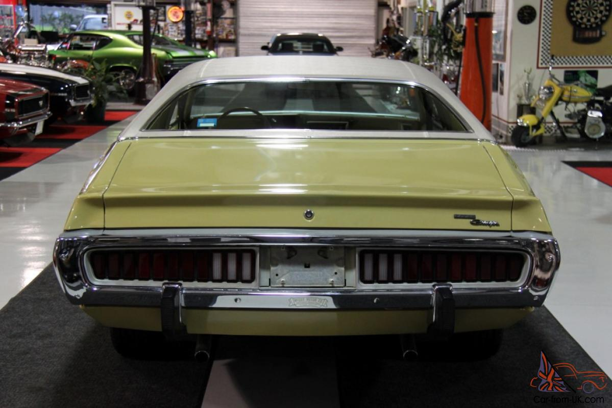 1974 Dodge Charger Celebrity Roof 318 Torque Flite Very ...