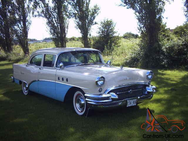 Buick special 1955 for 1955 buick special 4 door for sale
