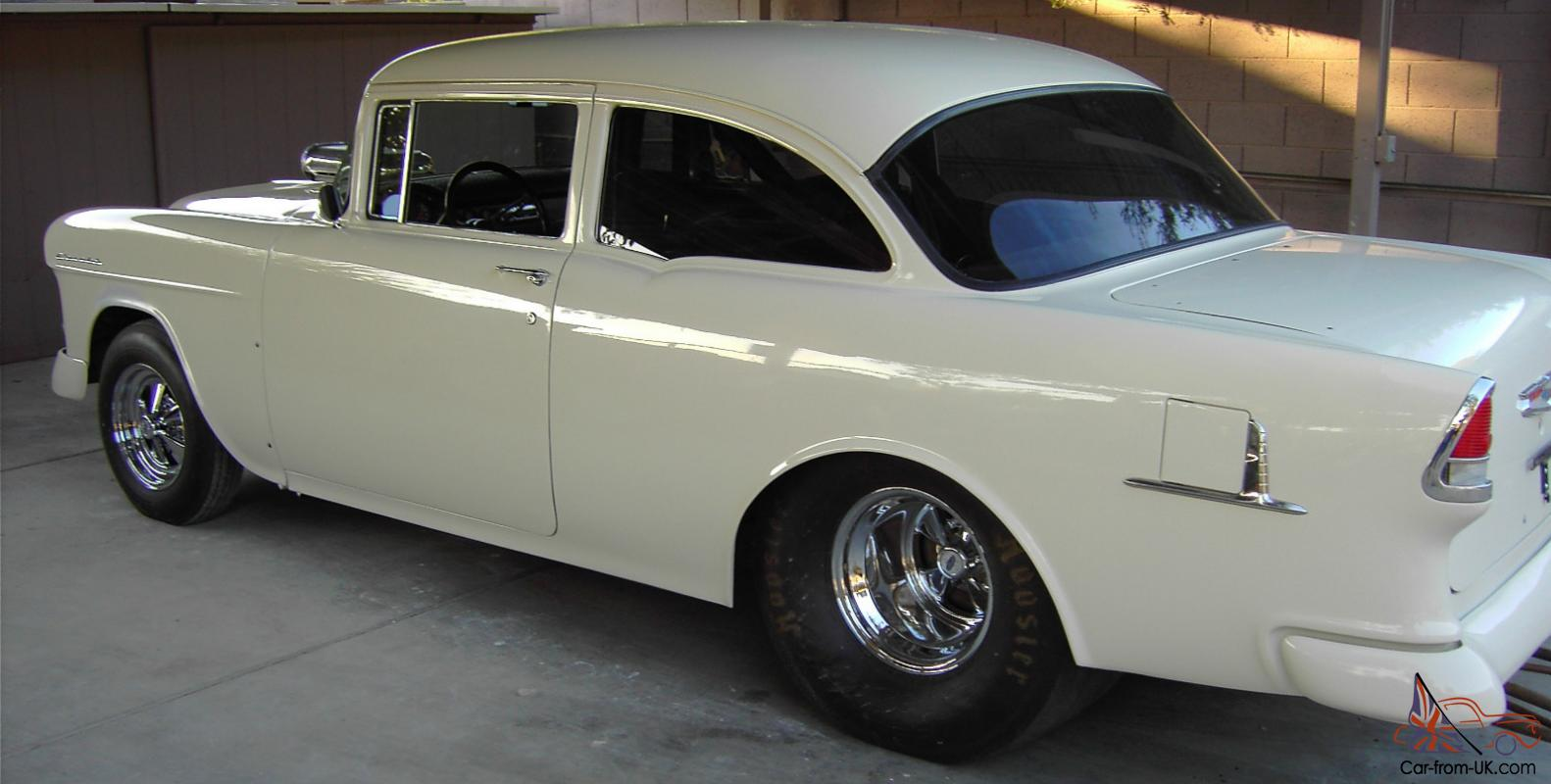 1955 Chevy Pro Street / Race Car / Post Coupe