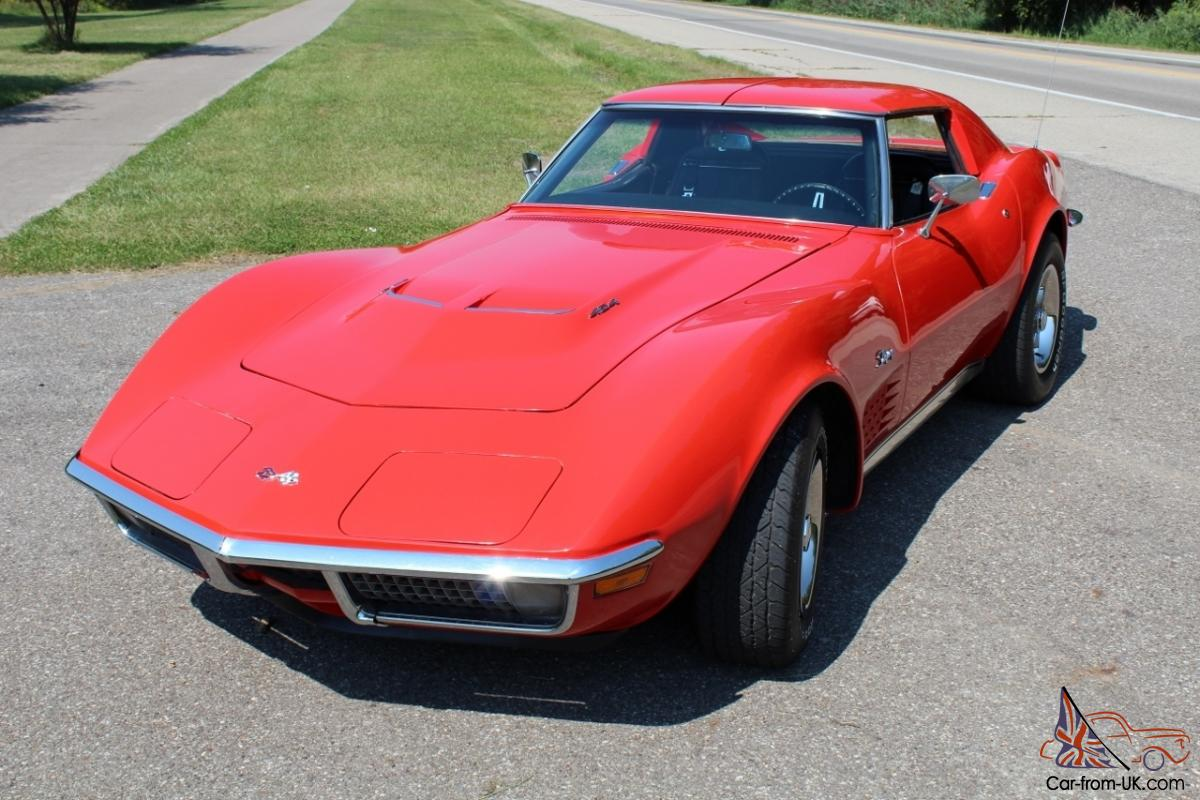 1970 corvette lt1 stingray for sale autos post. Black Bedroom Furniture Sets. Home Design Ideas