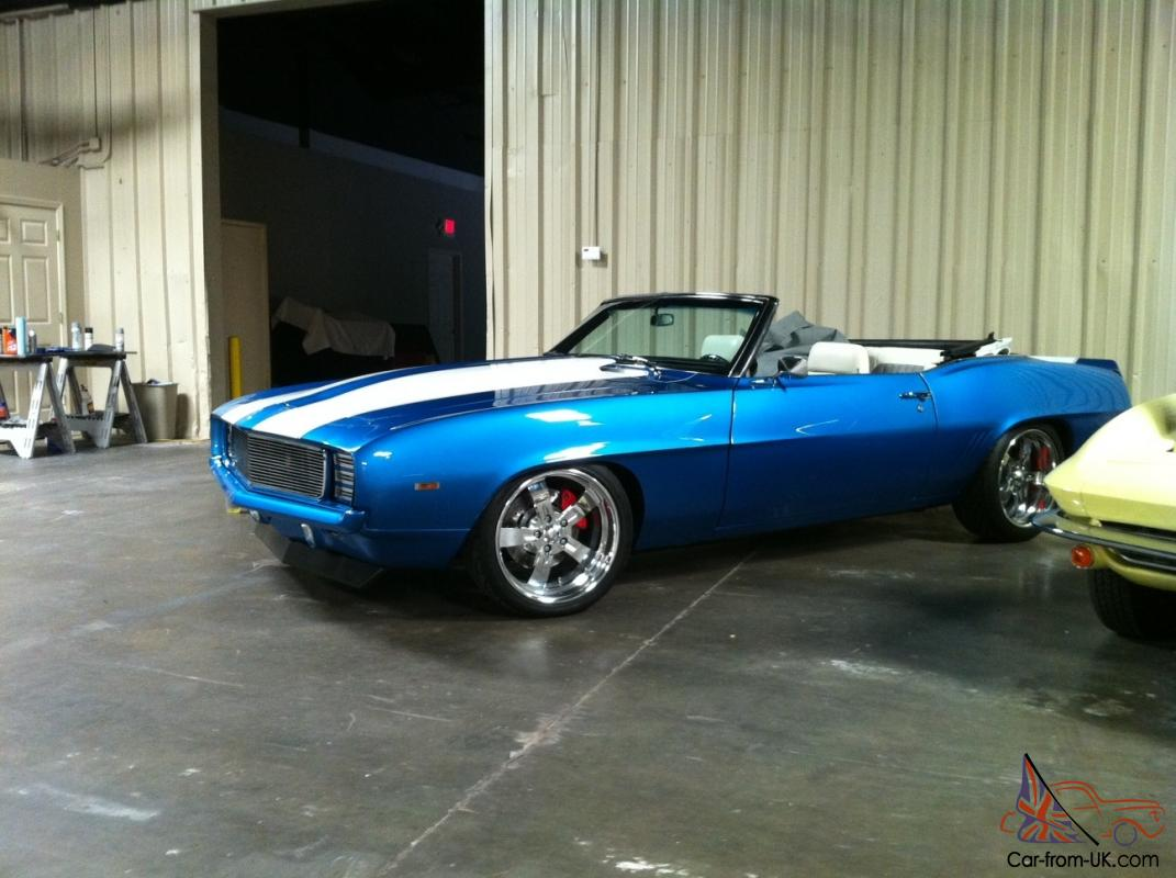 chevrolet 1969 camaro ss rs convertible. Black Bedroom Furniture Sets. Home Design Ideas