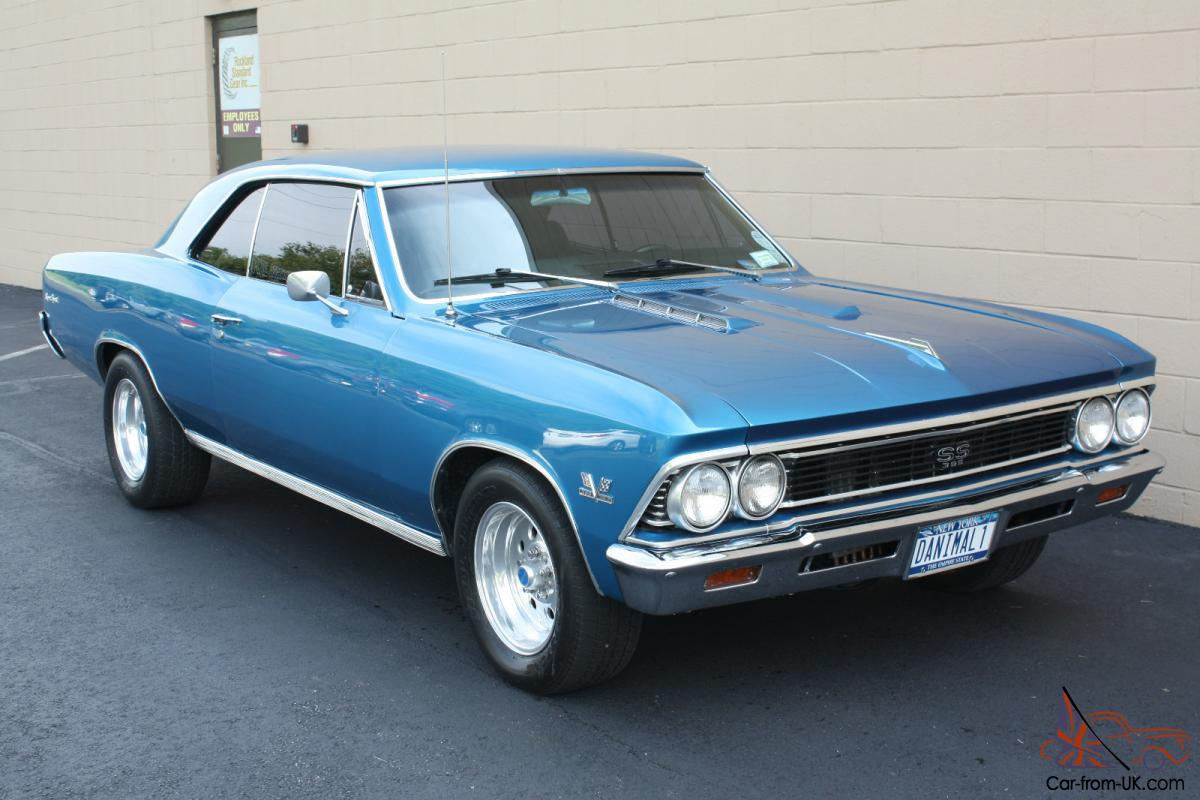 1966 Chevelle Ss396