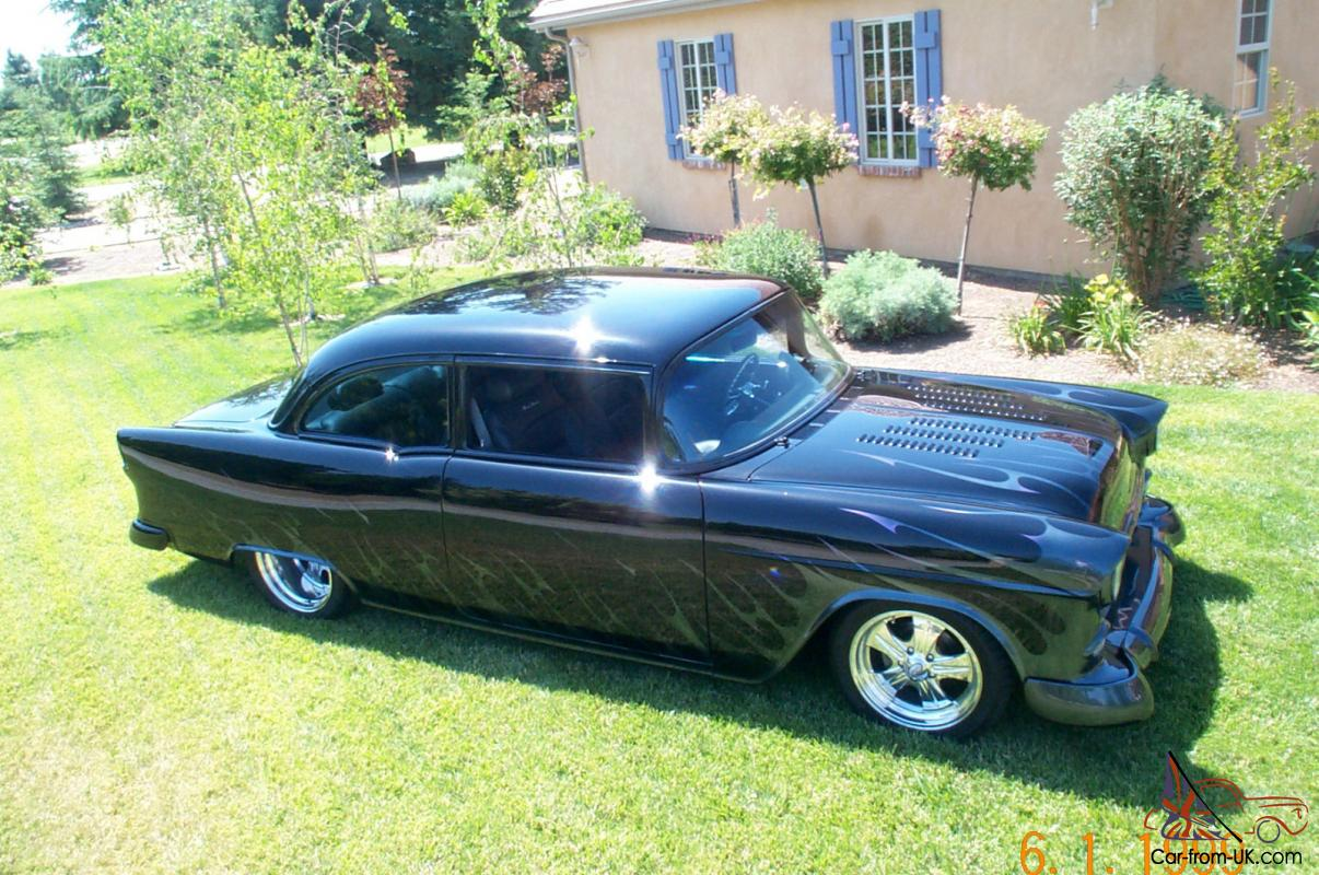 1955 Chevy Pro Street   Top 10 Super Cars