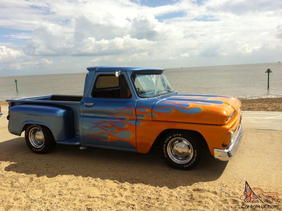 1966 Chevy Pickup For Sale Yakaz Cars | Autos Weblog