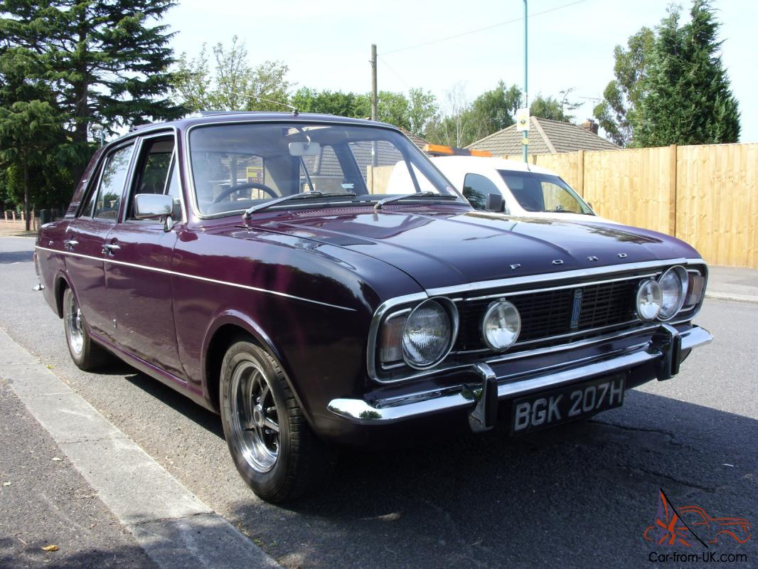 Ford cortina 1600e for sale on ebay