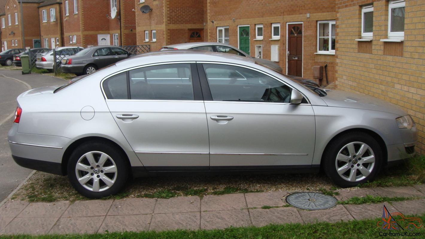 2006 volkswagen passat 2 0 tdi 140 bhp silver. Black Bedroom Furniture Sets. Home Design Ideas