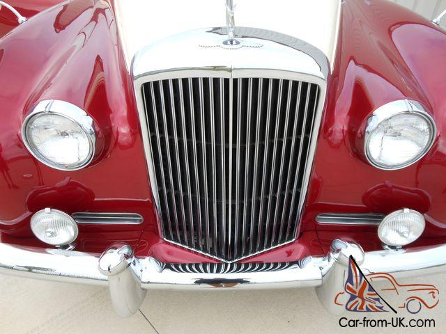 1962 bentley s2 left hand drive automatic factory air for Air motors and drives llc