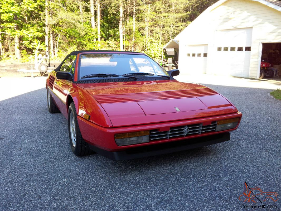 1986 ferrari mondial 3 2 cabriolet specs ferrari mondial 3 2 cabriolet 1985 1986 1987 1988. Black Bedroom Furniture Sets. Home Design Ideas