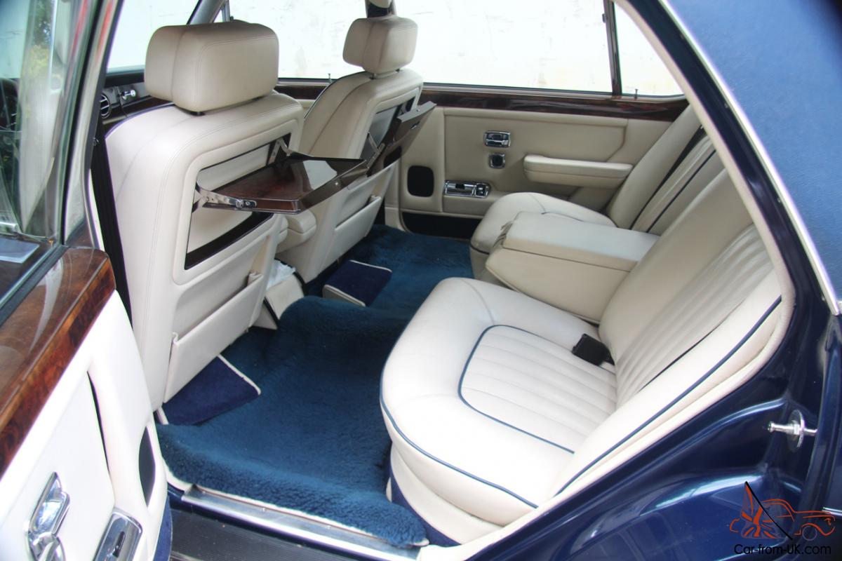 1989 Rolls Royce Silver Spur 35k Perfect Car Leather