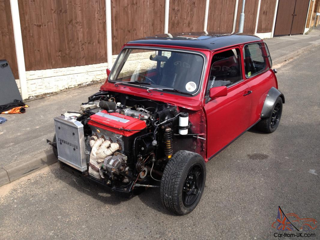 Classic Min Mini Vtec Not Track Car R1 Mini Z Car Etc